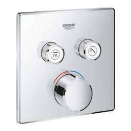 Termostat Grohe Smart Control bez podomietkového telesa chróm 29148000