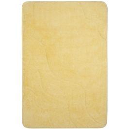 Kúpeľňová predložka Optima 90x60 cm žltá PRED007
