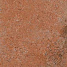 Dlažba Rako Siena tehlová 22,5x22,5 cm mat DAR2W665.1