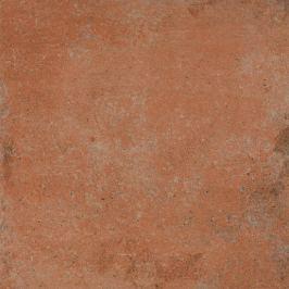 Dlažba Rako Siena tehlová 45x45 cm mat DAR44665.1