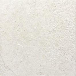Dlažba Rako Como biela 33x33 cm reliéfní DAR3B692.1