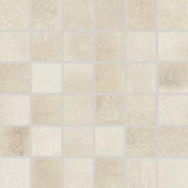Mozaika Rako Via svetlo béžová 30x30 cm mat DDM05710.1