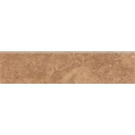 Sokel Rako Pietra di Mare hnedá 8x33 cm mat DSAL3418.1