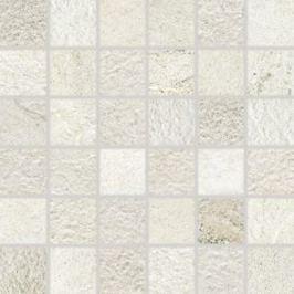 Mozaika Rako Como biela 30x30 cm mat DDM05692.1