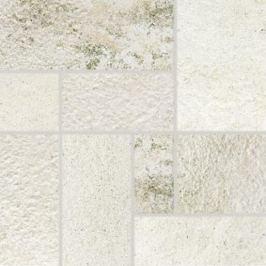 Dekor Rako Como biela 33x33 cm, mat FINEZA46178