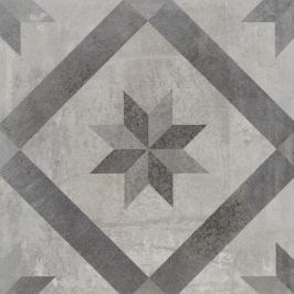 Dekor Sintesi Atelier S mix barev 20x20 cm mat ATELIER8768