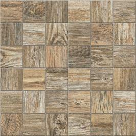 Mozaika Fineza Timber Design ambra 30x30 cm mat TIMDEMOSAM