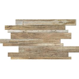Mozaika Fineza Timber Design ambra muretto 30x45 cm, mat, rektifikovaná TIMDEMURAM