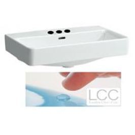 Umývadlo Laufen Laufen Pro 60x38 cm, tri otvory pre batériu H8189594001081