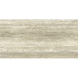 Dlažba Graniti Fiandre Marmi Maximum travertino 37,5x75 cm, leštená, rektifikovaná MML23673