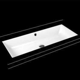 Zápustné umývadlo Kaldewei Puro 3161 90x38,5 cm alpská biela bez otvoru pre batériu 901106003001