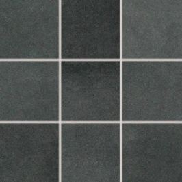 Dlažba Rako Extra čierna 10x10 cm mat DAR12725.1