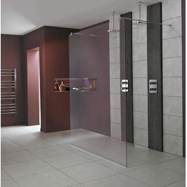 Pevná stena Ideal Standard Wetroom Walk-in 80 cm, sklo číre L6222EO