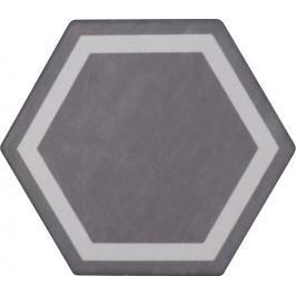 Dlažba Tonalite Examatt grigio medio 15x17 cm mat EXMDEXAGM