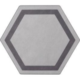 Dlažba Tonalite Examatt grigio chiaro exatarget 15x17 cm, mat EXMDEXAGC