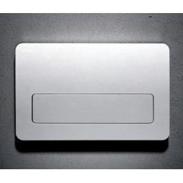 Jednočinné ovládacie tlačidlo Jika plast, chróm 9366.0.007.000.1