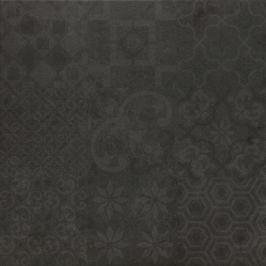 Dekor Sintesi Planet nero 60x60 cm, mat PLANET7501