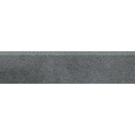 Sokel Rako Form tmavo šedá 8x33 cm mat DSAL3697.1