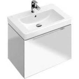 Skrinka pod umývadlo Villeroy & Boch Subway 2.0 55 cm 54 cm, glossy white A68600DH