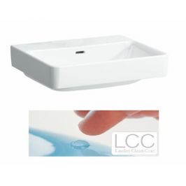 Umývadlo Laufen Pro S 55x46,5 cm bez otvoru pre batériu H8109624001091