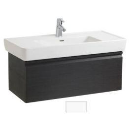 Kúpeľňová skrinka pod umývadlo Laufen Pro 97x45x39 cm biela H4830710954631