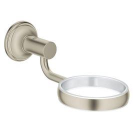 Držiak mydlovničky Grohe Essentials kartáčovaný nikel 40652EN1