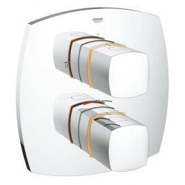 Termostat Grohe Grandera s termostatickou baterií chróm/gold 19948IG0