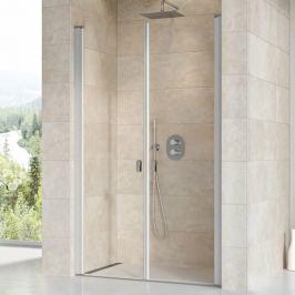Sprchové dvere 110x195 cm Ravak Chrome chróm matný 0QVDCU0LZ1