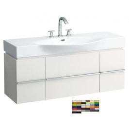 Kúpeľňová skrinka pod umývadlo Laufen Case 119,3x37,5x46,2 cm v prevedení multicolor H4013020759991