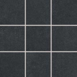 Dlažba Rako Trend čierna 10x10 cm mat DAK12685.1