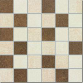 Mozaika Multi Tahiti béžovohnedá 30x30 cm mat DDM06520.1