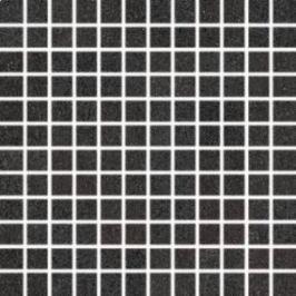 Mozaika Rako Unistone čierna 30x30 cm mat DDM0U613.1