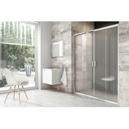 Sprchové dvere 180x190 cm Ravak Blix chróm matný 0YVY0U00Z1