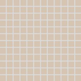 Mozaika Rako Color Two béžová 30x30 cm mat GDM02108.1