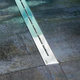 Sprchový žľab Ravak Runway 30 cm nerez lesk lines X01418