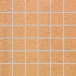Mozaika Rako Rock žltá 30x30 cm mat DDM06644.1
