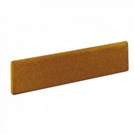Sokel Gresan Albarracin tehlová 8x25 cm, mat GRASK825