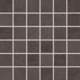 Mozaika Rako Clay hnedá 30x30 cm mat DDM06641.1