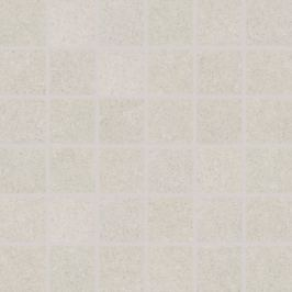 Mozaika Rako Rock biela 30x30 cm mat DDM06632.1