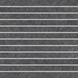Mozaika Rako Rock čierna 30x30 cm mat DDP34635.1