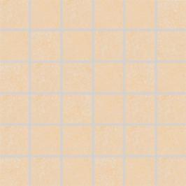 Mozaika Rako Sandstone Plus okrová 30x30 cm, mat, rektifikovaná DDM06270.1