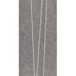 Dekor Rako Rock tmavo šedá 30x60 cm mat DDVSE636.1