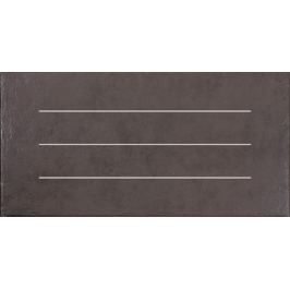 Dekor Rako Clay hnedá 30x60 cm, mat, rektifikovaná DDVSE641.1