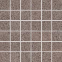 Mozaika Rako Unistone šedohnedá 30x30 cm mat DDM06612.1