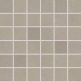 Mozaika Rako Clay šedobéžová 30x30 cm mat DDM06640.1