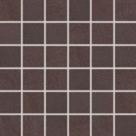 Mozaika Rako Sandstone Plus hnedá 30x30 cm mat DDM06274.1