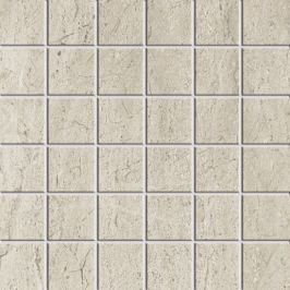 Mozaika Dom Stone Fusion cream 30x30 cm mat DSFM20
