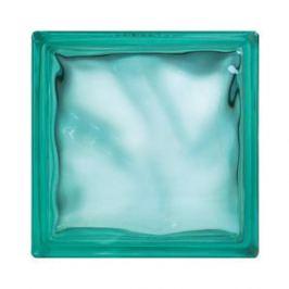 Glassblocks Luxfera 19x19 cm, turquoise 1908WTURQUOISE