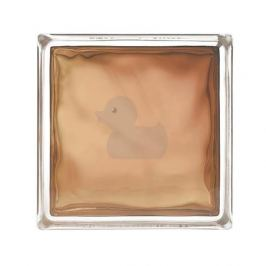 Glassblocks Luxfera 19x19 cm, bronz 1908WBUR