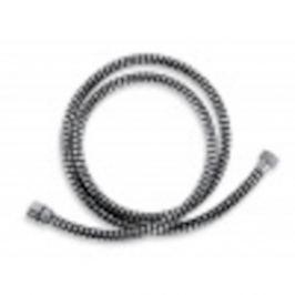 Novaservis Sprch. hadica plast 150 cm čierna-CR BIFLEX150.5